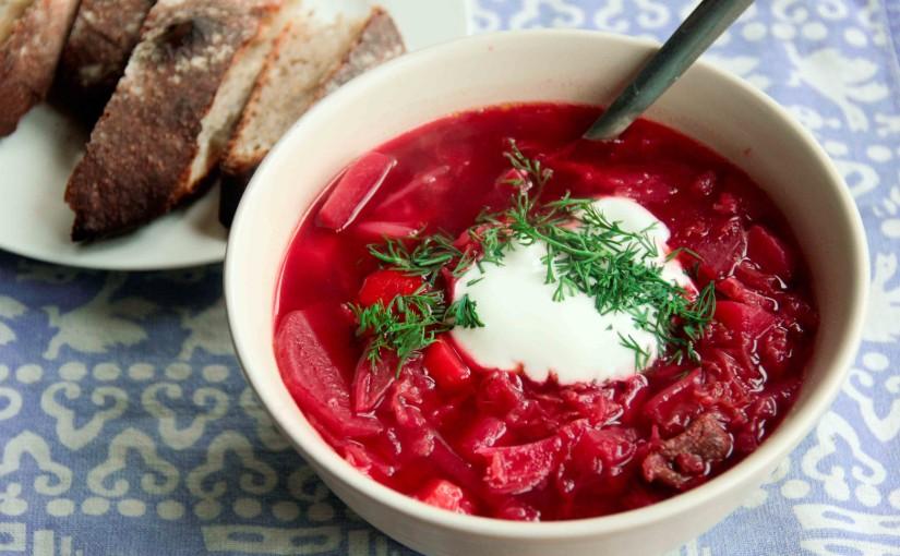 Polska sławna jest z pysznych potraw